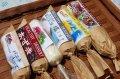 【冷凍】こんにゃくアイス6本+焼きまんじゅう6本 詰め合わせセット